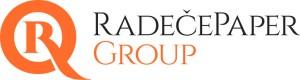 Logo Radeče paper group